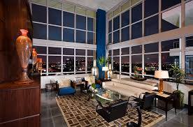 masculine furniture. View In Gallery City Skyline Becomes An Integral Part Of The Living Room [Design: David Rance Interiors Masculine Furniture L