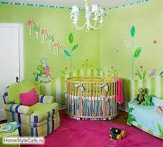 babies decoration room