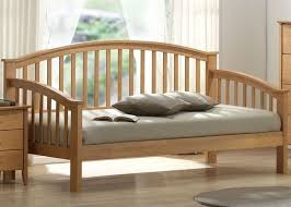 Stunning Wooden Daybed Frame Simple Wood Daybeds A Beautiful Wooden