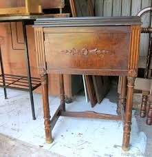 How To Repurpose Vintage Furniture