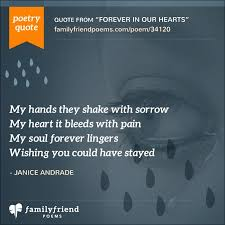 Quotes About Losing A Loved One Custom Personable Death Of A Boyfriend Or Girlfriend Poems With