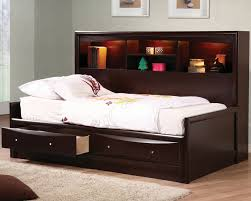 Full Beds With Storage Wood Size \u2014 The Home Redesign : Simple And