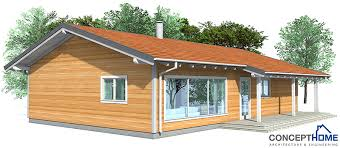 Affordable Home CH32 With Logical Floor Layout House PlanAffordable House Plans To Build