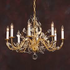 7982 foglia chandelier
