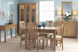 nimbus oak dining set