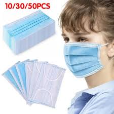 1/5/10/20/30/50/100PCS Protective Dust Proof High-quality Face Mask