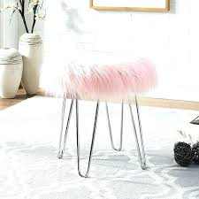 gold vanity stool beautiful dressing table chairs stools to add elegance within pink prepare mirror with gold polished metal vanity chairs