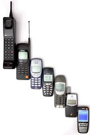 When Was The Cell Phone Invented Mobile Phone Wikipedia