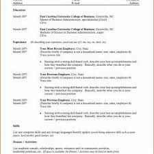 Resume Recent Grad Sample Resume Recent College Grad Sample Resume For Recent College
