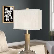 Wrought Studio 12 Linen Rectangular Lamp Shade Reviews Wayfair