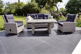 san marino loungeset of 5 light kobo grey curiosa indoor outdoor