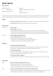Data Analyst Resume Please Critique Getting Bites No Offers