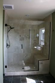 Trend Walk In Shower Designs With Bench Fresh On Backyard Model Pool Design  Ideas