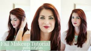 mary kay fall eyeshadow tutorial