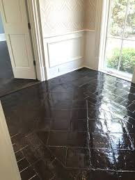 stain tile floor before and after staining tile can you stain porcelain floor tile how to