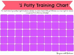 Free Printable Potty Training Charts
