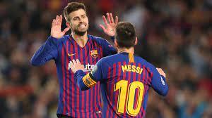Firma von Gerard Piqué kauft wegen Lionel Messi Rechte an französischer  Ligue 1 - Eurosport