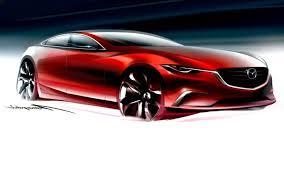 new car releaseMazda 2017 2019 Mazda 6 Redesign and Release Date  www