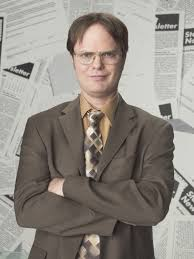 Dwight Schrute Dunderpedia The Office Wiki Fandom