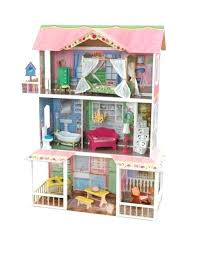 barbie furniture for dollhouse. Kidkraft Dollhouse Furniture New Sweet 3 Storey Toys Darling Doll Set Red . Barbie For R