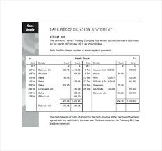 Sample Bank Statements Template Bank Statement Format In Excel Reconciliation Pdf Of Account