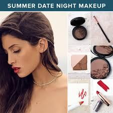 summer makeup looks date night makeup ideas