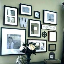 collage frame target family photo wall collage art ideas best decor on ivory frame vast wall