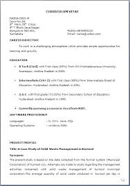 Create Resume New How To Create Resume For Job Do You Make A Printable Trenutno