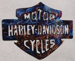 Harley Davidson Coat Rack Awesome HarleyDavidson Metal Art 3232 Mountain Metal Arts By Scott