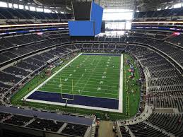 At T Stadium View From Upper Reserved 455 Vivid Seats
