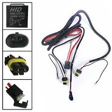relay wiring harness adapter for 9005 9006 h1 h7 h11 xenon hid image is loading relay wiring harness adapter for 9005 9006 h1