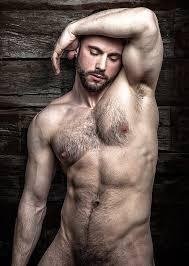 Hairy gay stud pic