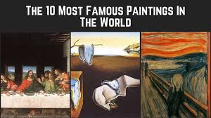 between the millions of paintings that are created and shown in gallerieuseums all around the world a very small number transcend time and make