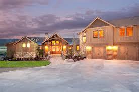 Keystone Ranch Home Brasada Ranch Style Homes traditional-exterior