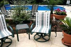 aluminum sling patio furniture. Sling Patio Chair And Furniture Stylish Replacements For Telescope . Aluminum