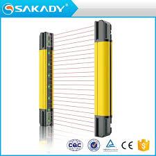 aluminum safety measuring light curtain sensor