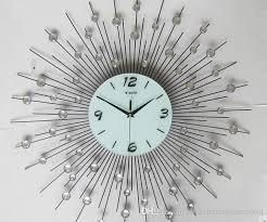 large luxury wall clocks diamond cyrstal iron metal art wall clocks watch black branch home decoration wall clocks art wall clocks art wall clocks