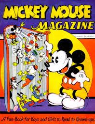 <b>Mickey</b> Mouse Magazine - Wikipedia