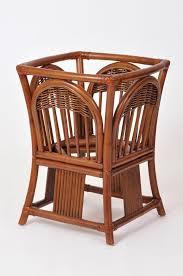 bridgeport square round table base sienna finish