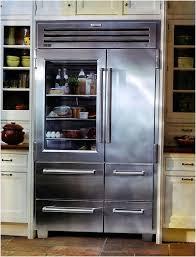 01292f605cf897d951c8f895ef86f0f2 glass door refrigerator kitchen appliances