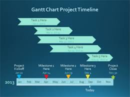 Quarterly Gantt Chart Excel Template 20 Free Gantt Chart Templates That Are Ready For Your Use