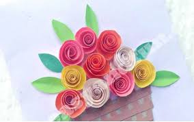 Easy Paper Flower 15 Easy Paper Flowers Crafts For Toddlers Preschoolers And Bigger Kids