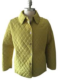 Hilary Radley Quilted Chartreuse Jacket - 64% Off Retail & Hilary Radley Coat Chartreuse Jacket ... Adamdwight.com