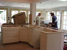 Brookhaven Kitchen Cabinets Janes Home During Kitchen Cabinet Installation