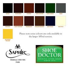 Saphir Medaille D Or Color Chart Saphir Medaille Dor Pate De Luxe 50ml