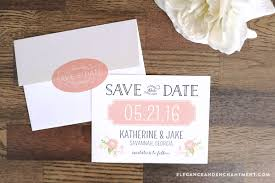 How To Make A Save The Date Card Printable Save The Date Cards And Stickers