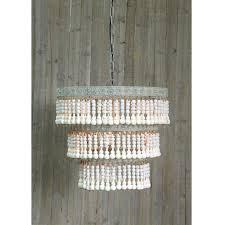chandelier beaded metal by creative co op lighting connection model 9