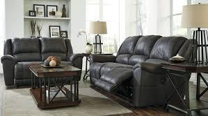Reclining Living Room Sets Niarobi Gray Reclining Living Room Set From Ashley 4060088 86
