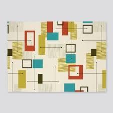 mid century modern rugs. 5\u0027x7\u0027Area Rug Mid Century Modern Rugs I