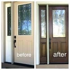 paint fiberglass door look like wood paint fiberglass front door coloring pages faux wood paint front